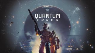 Постер Quantum Error